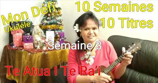Te Atua I Te Rai - Ukulélé