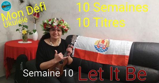 Let It Be Ukulele