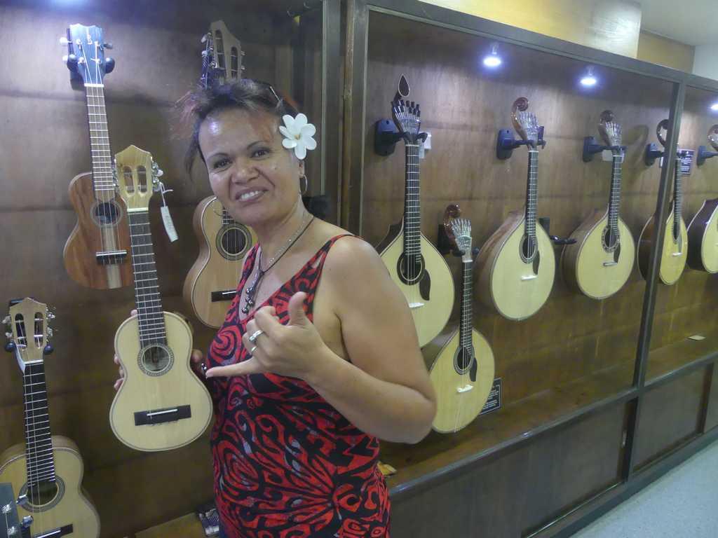TiTaina et le Cavaquinho à l'origine du ukulélé