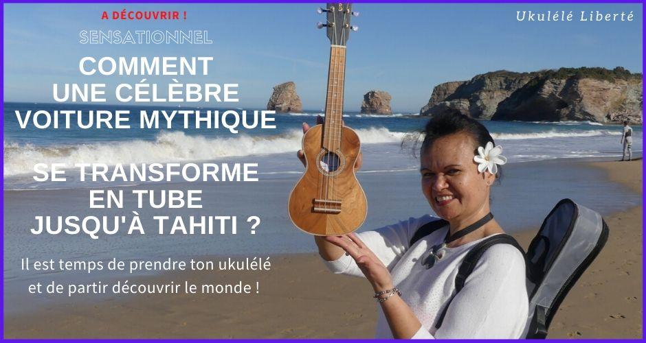 Voiture Mythique Francaise - Pereoo 2CV