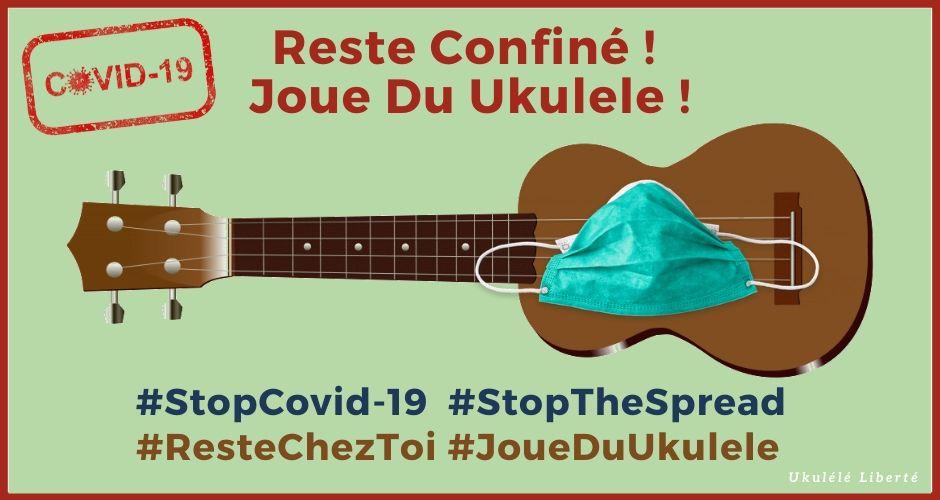 Coronavirus: Reste Chez Toi ! Joue Du Ukulele !